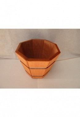 Tomco Pflanzenkübel aus  Zedern Redwood kanadischen Holz 35x28cm 957601020