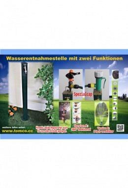 Wasserentnahmestelle mit Beregnungsfunktion erweiterbar 957680000